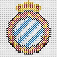 Plantilla Hama Real Club Deportivo Español (Escudos Fútbol) www.tuburbuja.es