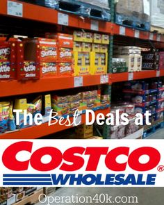 What The Best Deals at Costco Are