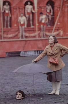 "alfiusdebux: ""Actor Guido Mannari on the set of Caligula (Giovanni Tinto Brass, 1976) """