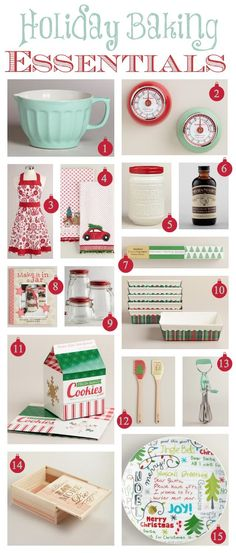Holiday Baking Essentials at World Market Plus Great Ideas for Homemade Food Gifts #ShareTheJoy_WM #spon