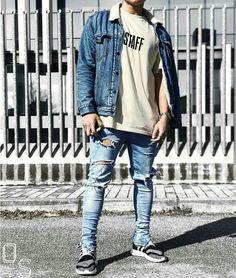 Denim'in Street Wear