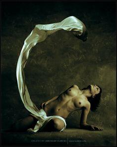 "Photography Portrait:  ""Devil Inside Me"".    (Kubiki)."