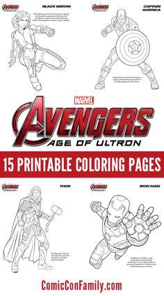DIY Captain America Shield Free Printable