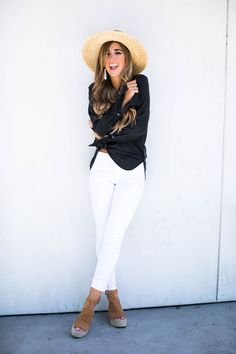 """I often get asked: """"Can you style me?"""" Because of my overflowing inbox, I'm happy to send anyone looking for personal styling help straight to...Stitch Fix."""