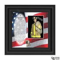 A Firefighter's Prayer...