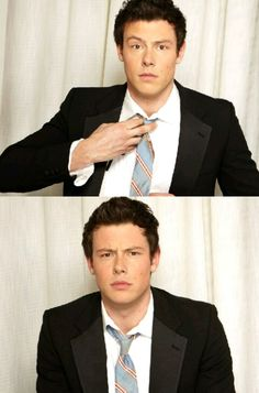 Cory Monteith, still can't believe he passed