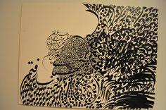 eshgh persian calligraphy 011 More