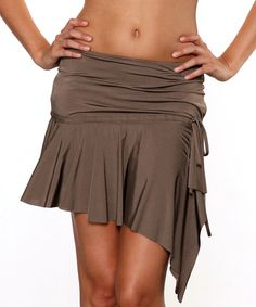 Swimsuit cover but I'd wear it as a skirt