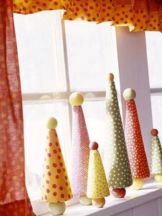 Easy to make Christmas decorations :D