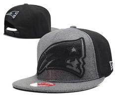 Cheap New England Patriots Snapback Hats Plush Shell Fabric Grey ad6e659f6