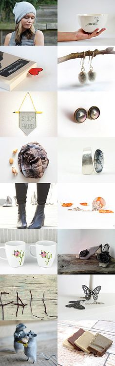 Autumn Finds by ForYouDesign on Etsy--Pinned with TreasuryPin.com