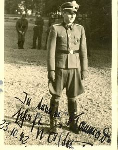 Under his command during May 1945 were massacred 25 inhabitants of village Leskovice (including 7 women and 13 years old boy). Hauck died in 13 Year Old Boys, 13 Year Olds, World War Ii, Wwii, The Twenties, Germany, Military, Division, People