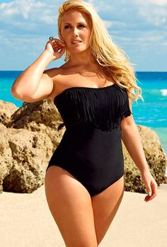 Nicole LeBris for Swimsuits For All - 31 inch waist, 43 inch hips