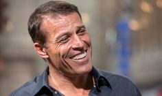 The Morning Ritual That Helps Tony Robbins Stay Positive All Day | Huffington…