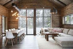 Décoration montagne : relookez votre maison en chalet !