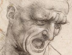 Leonardo da Vinci: studies in detail.