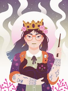 """lordofmasks: """" Witch Sisters 
