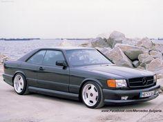 Mercedes Benz 560 SEC (my dream car)