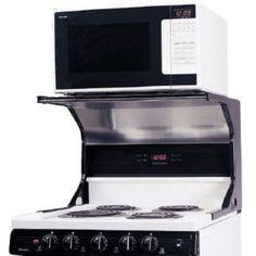 Over the Range Microwave Oven Shelf