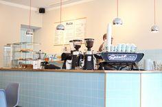 Milch Café Hamburg Portugiesenviertel third wave coffee Hamburg Coffeeguide