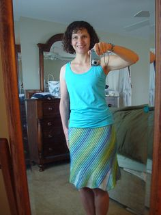 Ravelry: Swirl Skirt pattern by AnneLena Mattison
