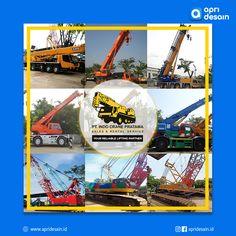 Desain Kalender PT. Indo Crane Pratama Crane, Ferris Wheel