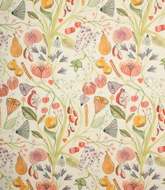 Save 45% on our Summer Ecru Laamora Contemporary Fabric from Voyage Decoration; perfect for creating Curtains & Blinds.
