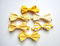 Mens Bow Ties Mix and Match Yellow by LoveCrushDresses on Etsy, $25.00 Wedding Groom, Wedding Suits, Bow Tie Wedding, Wedding 2015, Wedding Bells, Team Groom, Groomsmen Bowtie, Monster Prom, Boys Bow Ties