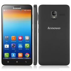 Lenovo A850+ MTK6592 Octa Core Smartphone 5.5 Zoll 1GB Dual Kamera Android 4.2