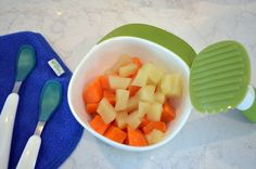 Is your little one ready to start on solids? Try these great, seasonal recipes by The HSS Feed today!