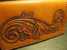 Custom Leather Tooling - Bing Images