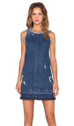 Diy Crafts - J Brand Reeve Dress en Hollow J Brand, Diy Crafts Dress, Jeans Refashion, Denim Ideas, Denim Crafts, Recycled Denim, Old Jeans, Clothing Hacks, Jeans Dress