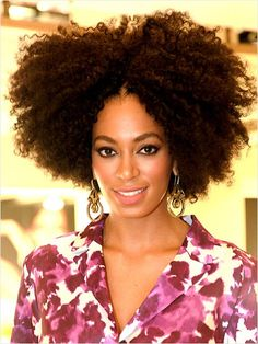 """Solange Knowles.  #Beyonce's younger sister is quite a successful pop star in her own right. However, in a 2008 interview, she complained that """"people think I'm high even when I'm sober"""" due to her ADD. When she was originally diagnosed, the diva was doubtful. """"I didn't believe the first doctor who told me and I had a whole theory that ADD was just something they invented to make you pay for medicine,"""