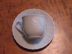 MITTERTEICH Bavaria W Germany demitasse cup saucer