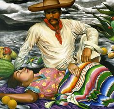 Mexican Paintings For Sale - The Best Picture of Painting Mexican Artwork, Mexican Paintings, Mexican Folk Art, Mexican Fabric, Jesus Helguera, Latino Art, Mexican Heritage, Mexico Art, Chicano Art