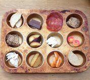 muffin tray dinner