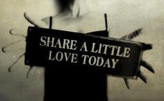 Share a little LUV today! Tag, you're it! ♥ #Free2Luv