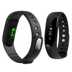 ID101 Smart Heart Rate Monitor Bracelet Bluetooth 4.0 Waterproof Sports Wristband Fitness Tracker For Android For iOS