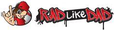 WWW.RADLIKEDAD.COM    BABY & KID BMX CLOTHING!  ODYSSEY, SUNDAY, KINK, FIT, S & M, FAILURE, THE SHADOW CONSPIRACY, SUBROSA, STANDARD, ETNIES, SOURPUSS, ME-IN-MIND, STRIDER BIKES, ZUM, TSG, MORE...  WWW.FACEBOOK.COM/RADLIKEDAD   TWITTER @RADLIKEDAD  EMAIL: CONTACT@RADLIKEDAD.COM