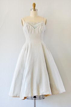 Northern Mists Dress | vintage 1950s dress | 50s dress from Adored Vintage #1950s #50s