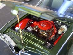 1969 Oldsmobile 442 - Muscle Cars - Modeling Subjects - Scale Auto Community