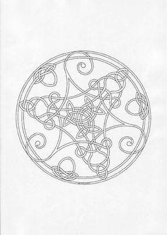mandala celtic