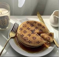 Breakfast Of Champions, Recipe Of The Day, Pancakes, Meals, Food, Louis Vuitton, Sugar, Money, Eye