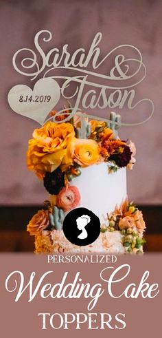 Rustic Wedding Cake Topper, Bride and Groom Wedding Cake Topper, Personalized Wedding Cake Topper, Custom Cake Topper Rustic Wedding Cake Toppers, Rustic Wedding Favors, Wedding Topper, Wedding Groom, Wedding Cakes, Personalized Cakes, Personalized Wedding Cake Toppers, Custom Cake Toppers, Custom Cakes