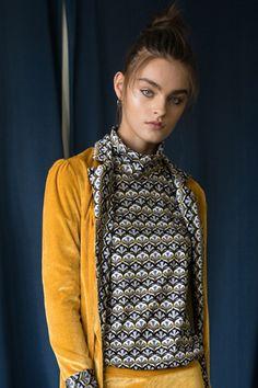 Moonshadow blouse Greek, High Neck Dress, Blouse, Collection, Dresses, Design, Fashion, Turtleneck Dress, Vestidos