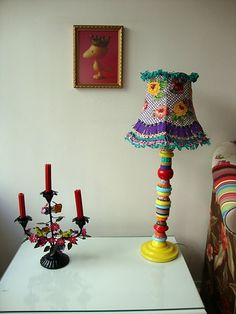 Love The Funky Lamp