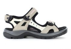 ECCO Womens Offroad Atmosphere/Ice White/Black