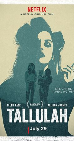 Directed by Sian Heder.  With Zachary Quinto, Uzo Aduba, Ellen Page, Allison Janney. Desperate to be rid of her toddler, a dissatisfied Beverly Hills housewife hires a stranger to babysit and ends up getting much more than she bargained for.