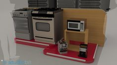 Exhibitors for Appliances.
