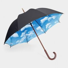 i have this umbrella.  it always makes me happy, regardless of the weather.
